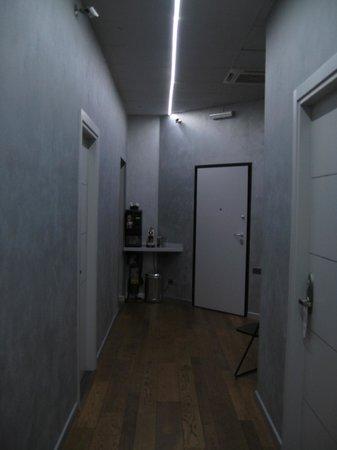 Le Camere dei Conti: pasillo