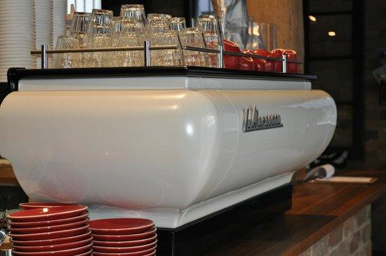 La Marzocco Fb70 Stazione Espresso Bar Sydney Picture Of