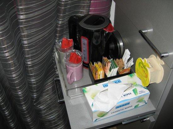 Le Camere dei Conti: servicio café-té