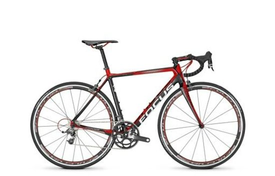 Synaptic Cycles Bicycle Rentals, Inc.: Focus Cayo Evo 3.0 with full SRAM Force