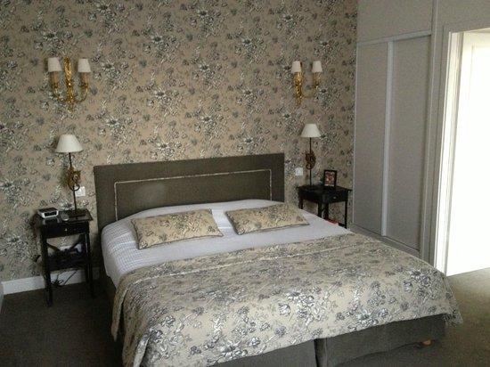 Hôtel Villa d'Est : Chambre à theme 1