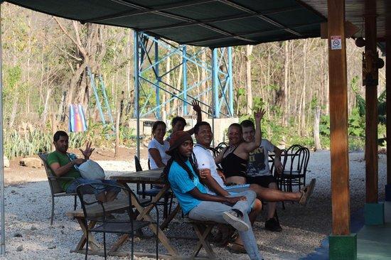 Cafe Kura : There are always wonderful customers