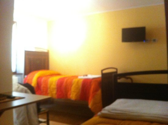 Bed and Breakfast San Rocco : Letto2