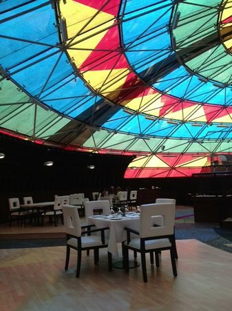 360 Degrees Restaurant: Great ambience @ 360