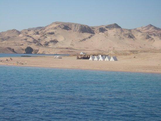 Ras Mohamed Camping