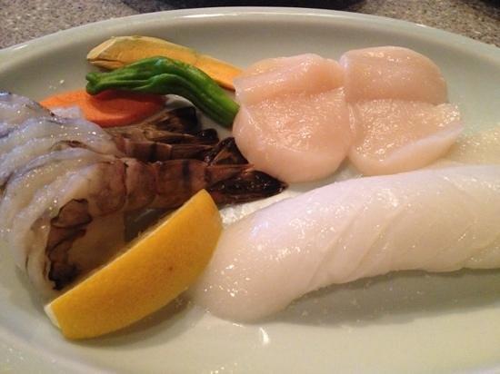 Tamaen: 海鮮