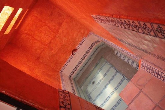 Hotel El Relox: POZAS TERMALES PRIVADAS