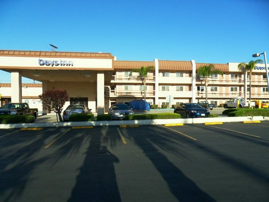 Days Inn Ontario Airport: Hotel