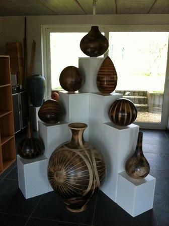 B&B De Korrele: potten bakkersatelier