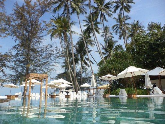 Nikki Beach Resort Koh Samui: The pool