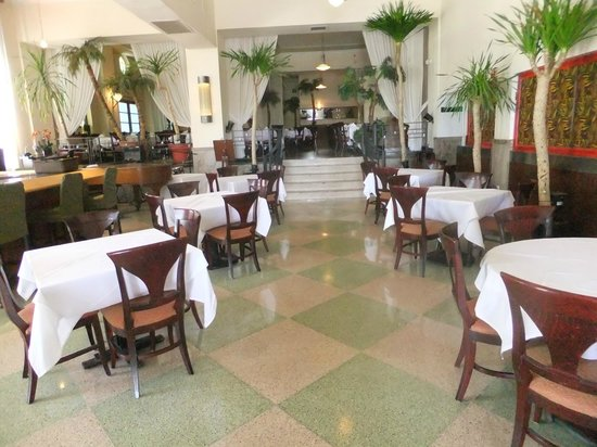 The Park Central Hotel Restaurant Miami