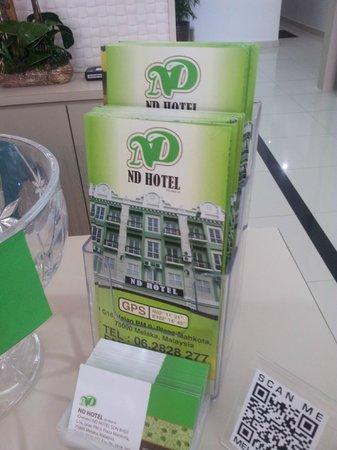 ND Hotel: info
