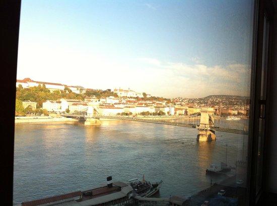 Budapest ligger i