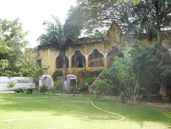 Foto de posada el jardin ticul alrededores hacienda for Posada el jardin