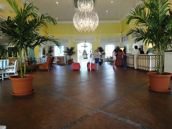Hotel Riu Palace St Martin: Réception