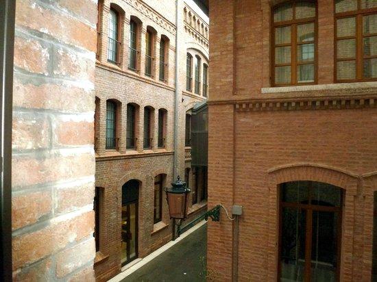 Hilton Molino Stucky Venice Hotel: Desde la Habitación