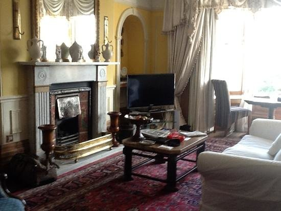 Osborne House: Our Sitting Room
