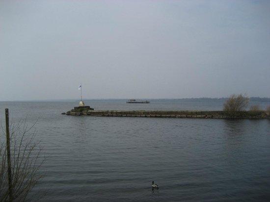The Torpedo Platform: The Platform from the shore