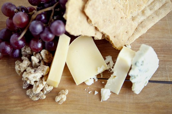Waterfront Restaurant and Tavern: The Butchers Board - cheese and charcuterie