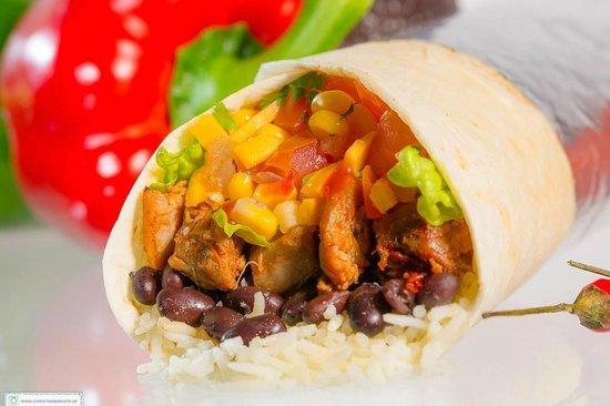 Bay Area Burrito Company: Burrito