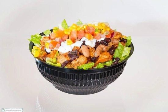 Bay Area Burrito Company: Salad