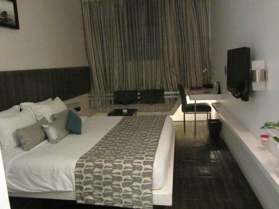 Hotel Kohinoor Continental: bedroom