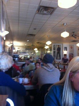 Broadway Cafe: 50style diner