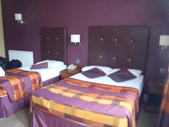 Premier Inn London Euston Hotel: Room