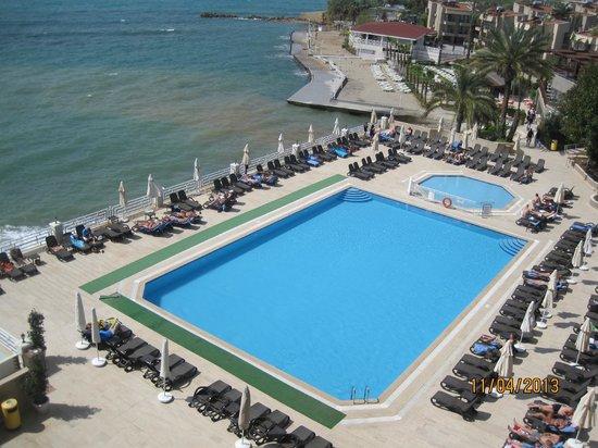 Jasmine Beach Resort Updated 2018 Hotel Reviews Price Comparison Turkey Turkler Tripadvisor