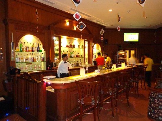 Radisson Blu Hotel GRT Chennai: Bar