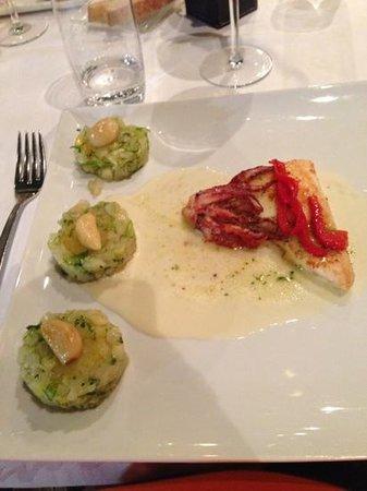 Hotel de France : calamar