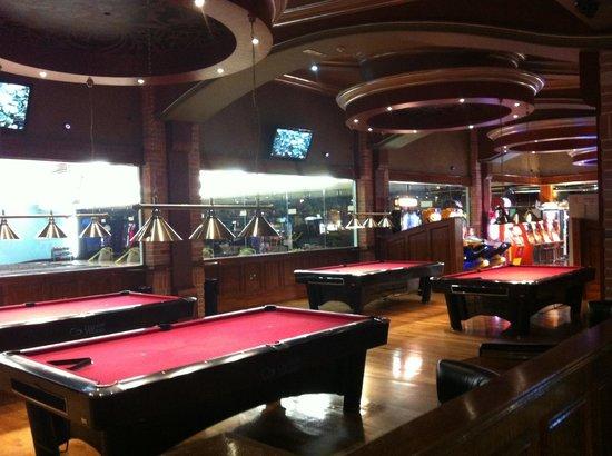 Brunswick Moviebowl: American Pool