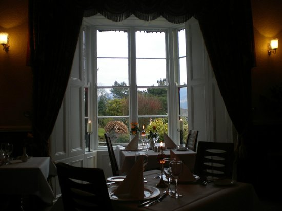 Killeen House Hotel & Rozzers Restaurant: Relaxing Meals