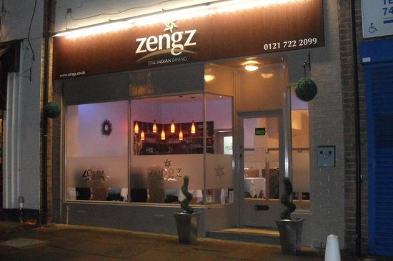 ZENGZ FINE INDIAN DINING RESTAURANT