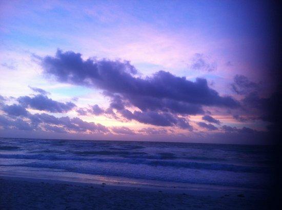 Casa de las Palmas: sunrise...don't miss it