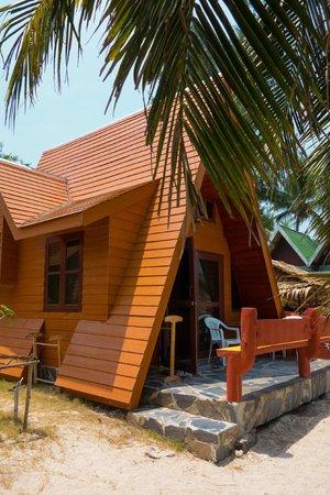 Fantasea Resort : Von aussen