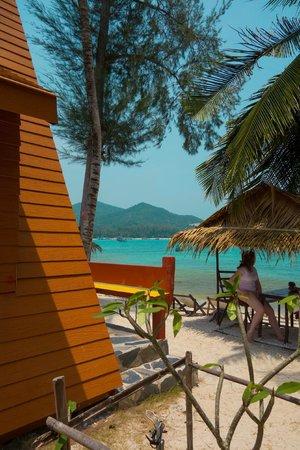 Fantasea Resort: Von aussen