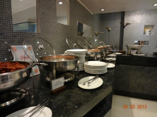 Mercure Vientiane: Petit-déjeuner