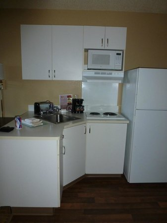 Extended Stay America - Secaucus - Meadowlands : Kitchen