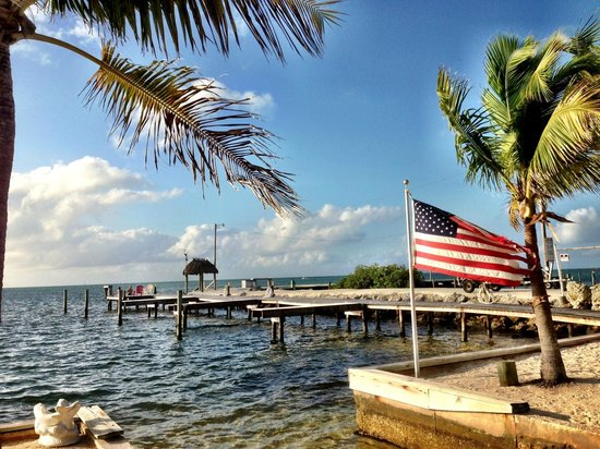 Sands of Islamorada: The dock