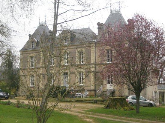 Chateau du Beugnon: Het chateau
