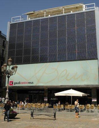 Restaurant Gaudir: Das Gaudi Centre in Reus