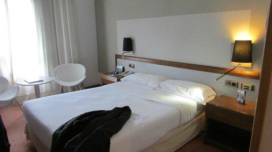 Tryp Vigo Los Galeones Hotel: excelente