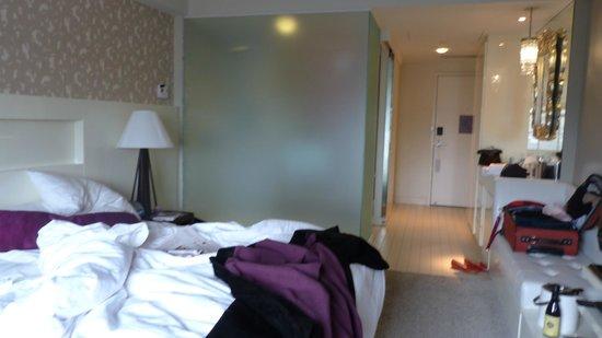 W Washington D.C.: the room