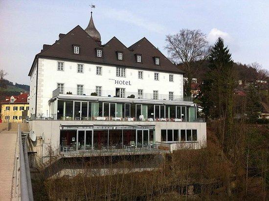 Schloss an der Eisenstrasse: Schlossrestaurant