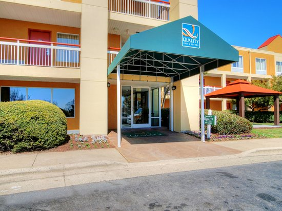 Quality Inn & Suites Medical Park: Welcome