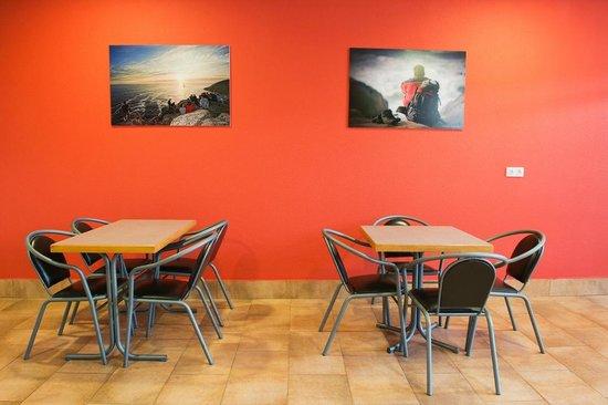 Tourist Hostel O Camino das Estrelas: Areas comunes