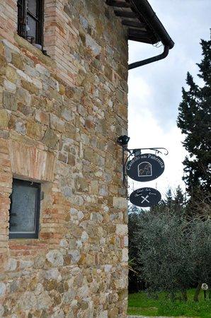 Agriturismo Castello della Paneretta: Farmhouse
