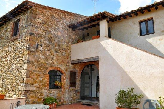 Agriturismo Castello della Paneretta: 2 apartments