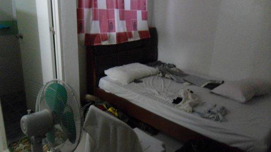 Isla Del Mar Boracay Beach Hotel : Bedroom